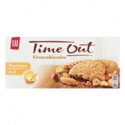 Time Out Cereal biscuits hazelnut