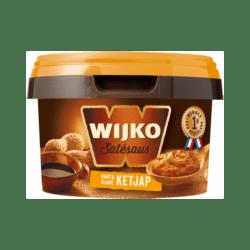Wijko Satesaus Ketjap Kant en Klaar