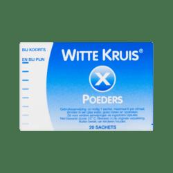 Witte Kruis Poeders Sachets