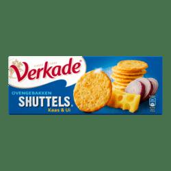 Erkade Shuttels Cheese / Onion