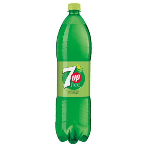 products 7up free geen suiker fles