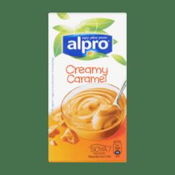 products alpro dessert caramel