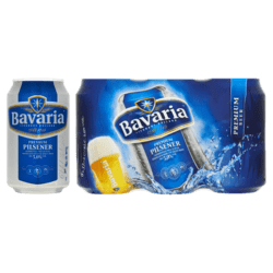 products bavaria premium pilsener blikken