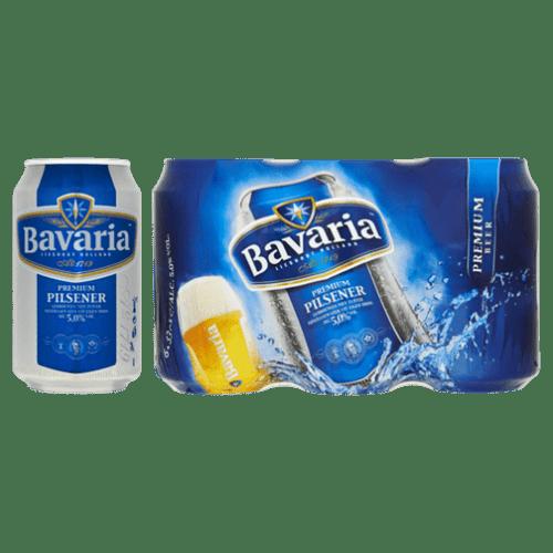 Bavaria Premium Pilsener Blikken