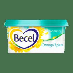 products becel omega 3 plus voor op brood