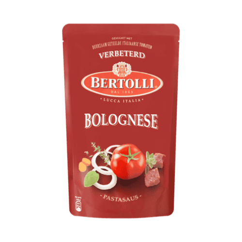 products bertolli pastasaus bolognese