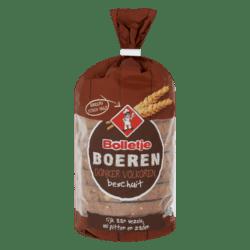 products bolletje boeren donker volkoren beschuit