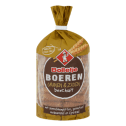 products bolletje boeren granen zaden beschuit