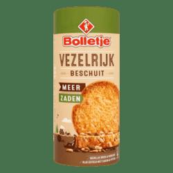 products bolletje vezelrijk beschuit meerzaden