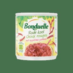 products bonduelle rode kool met appel