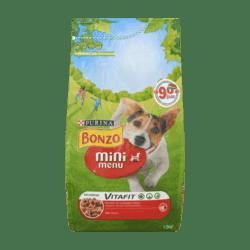 products bonzo vitafit mini menu met rund