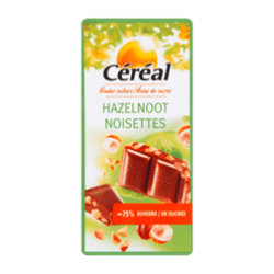 products c r al hazelnoot minder suikers