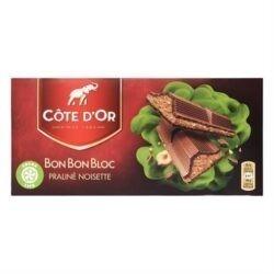 products c te d or bonbonbloc praline noisette