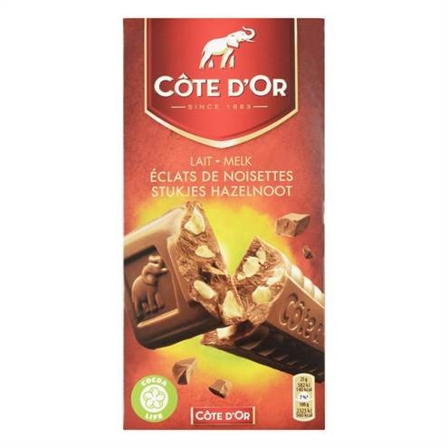 products c te d or tablet melk hazelnoot