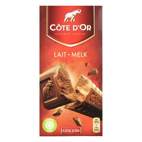 Côte d'Or Tablet 'melk'