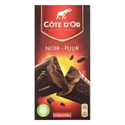 Côte d'Or Tablet puur