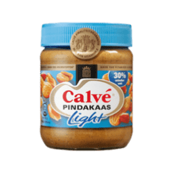 products calv pindakaas light