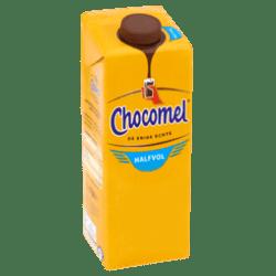 products chocomel halfvol 1l