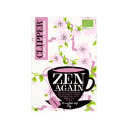products clipper zen again organic herbal tea with lemongrass eucalyptus ginkgo