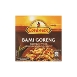 products conimex boemboe bami goreng 4 porties