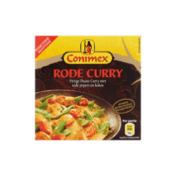 products conimex boemboe rode curry