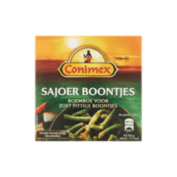 products conimex boemboe sajoer boontjes 1