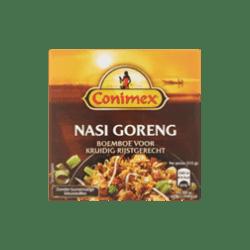 products conimex boemboe voor nasi goreng