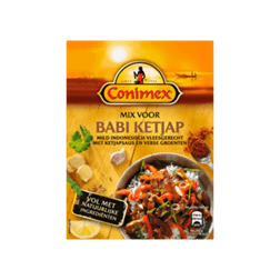 products conimex mix babi ketjap
