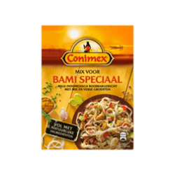 products conimex mix bami speciaal