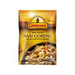 products conimex mix nasi goreng