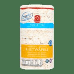 products consenza pure free glutenvrije rijstwafels zonder zout
