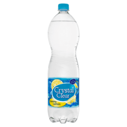 products crystal clear sparkling lemon