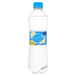 products crystal clear sparkling lemon bottle