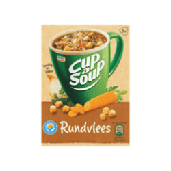 products cup a soup rundvlees