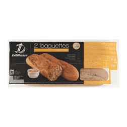 products d lifrance baguettes cr ales