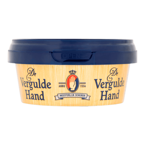 products de vergulde hand scheerzeep 1