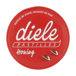 products diele pastilles honing