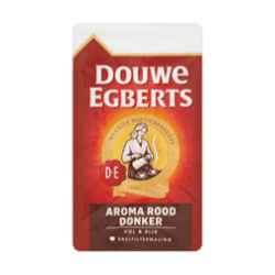 products douwe egberts aroma rood donker snelfiltermaling