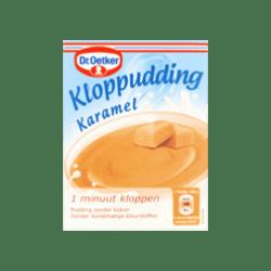 products dr. oetker kloppudding karamel