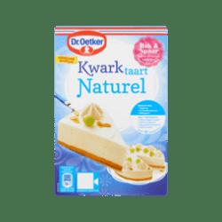 products dr. oetker mix voor kwarktaart naturel