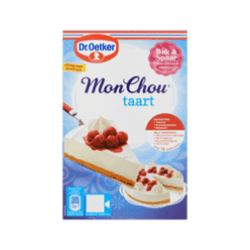 products dr. oetker mix voor monchou taart