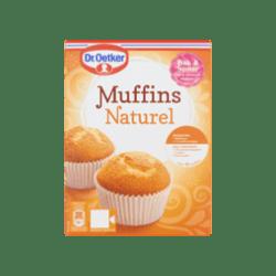 products dr. oetker muffins naturel
