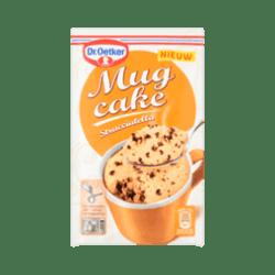 products dr. oetker mug cake stracciatella