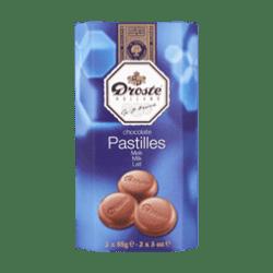 products droste chocolate pastilles melk
