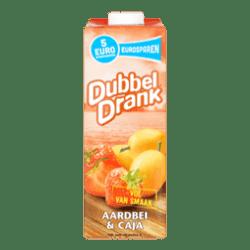 products dubbeldrank aardbei caja