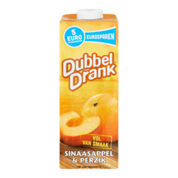 products double drink orange peach