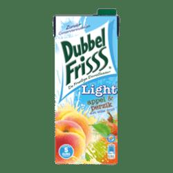 products dubbelfrisss light apple peach