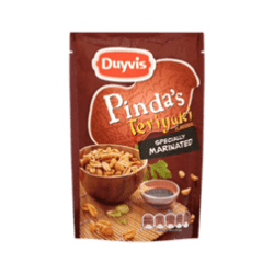 products duyvis peanuts teriyaki flavor specially marinated