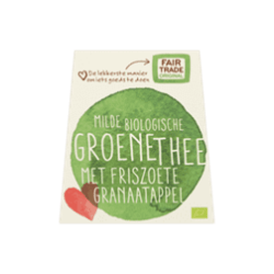 products fair trade original green tea with pomegranate organic