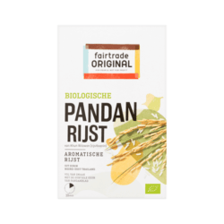 products fairtrade original biologische pandan rijst